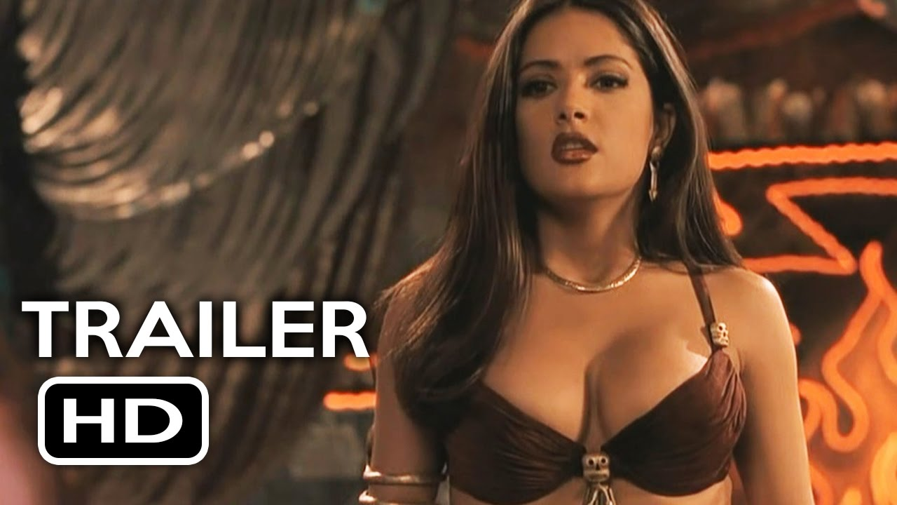 From Dusk Till Dawn 20th Anniversary Official Trailer  1
