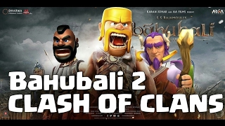 COC Bahubali 2 full trailer