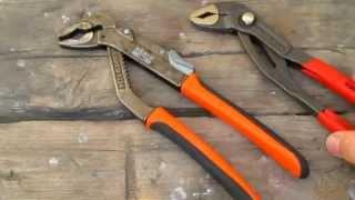 BACHO vs KNIPEX Cobra (1)(Инструмент не в низкой ценовой категории, поэтому важно учитывать все детали от ручек до количества ед...., 2014-05-18T15:56:46.000Z)