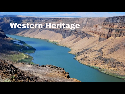 Western Heritage | Swan Falls Dam | Idaho | South of Boise| Canyon USA