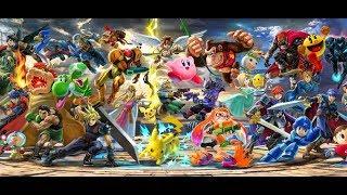 Smash Ultimate Team Battles