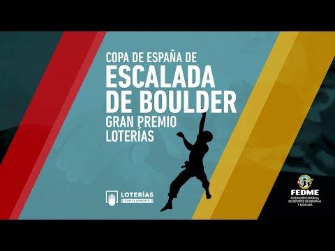 Copa de España de Boulder 2018, 2ª Prueba