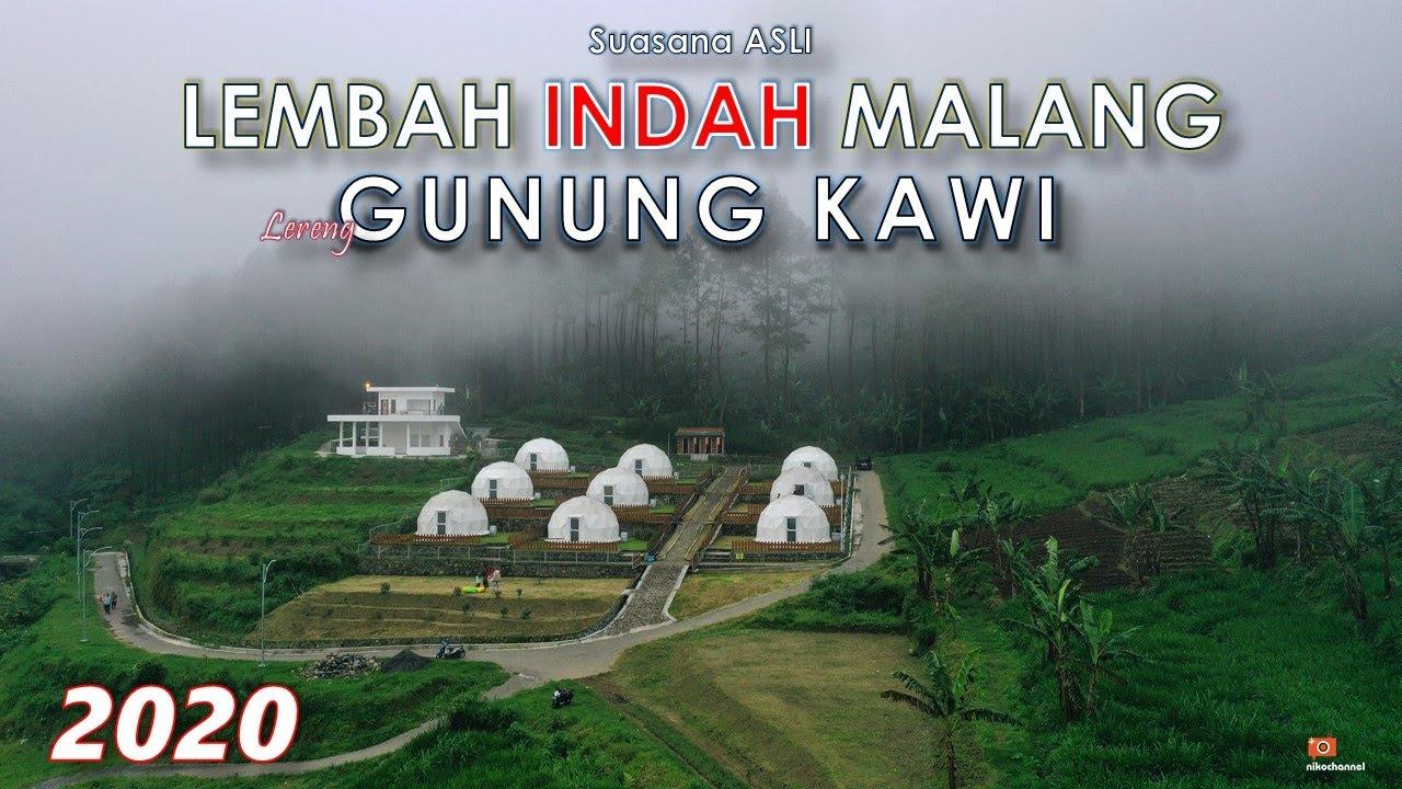 Lembah Indah Malang Wisata Alam Di Lereng Gunung Kawi Bagus Banget Gunung Kawi Episode 1 Youtube