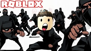 Ninja Training Obby / Roblox Episodes / The Secret To Becoming A Ninja