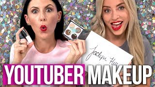 Trying YouTuber Makeup Products - PatrickStarrr, Zoella, Jaclyn Hill & More! (Beauty Break)