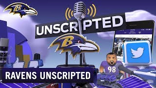 On a Roll With Tough Stretch Next | Ravens Unscripted