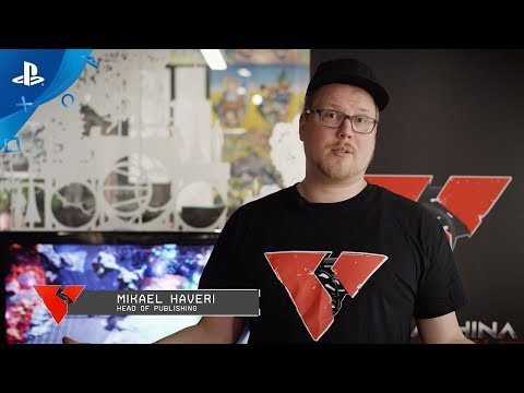 Nex Machina - Behind the Scenes: Level Design | PS4