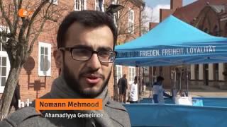 ZDF Deutsch : Germany's Ahmadiyya Muslims want to break down prejudices