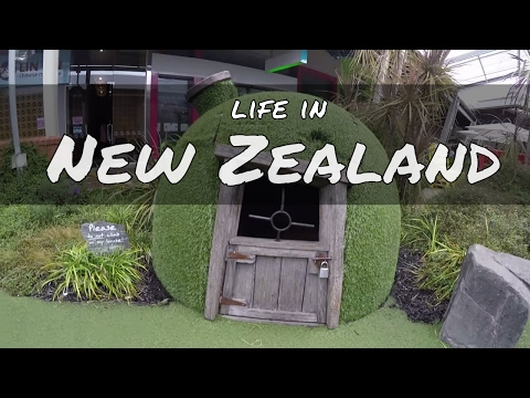 MYGF_DIARY | Our Life in New Zealand | video + blog | 003