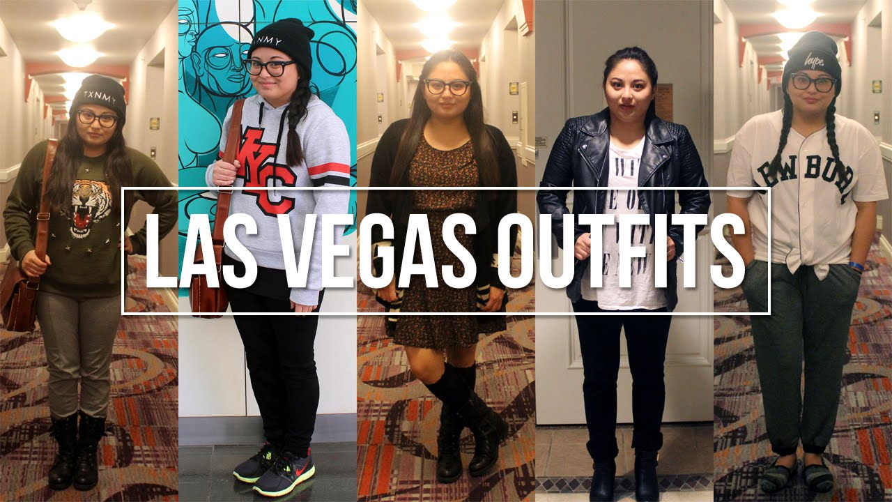 Wear to what in vegas in january