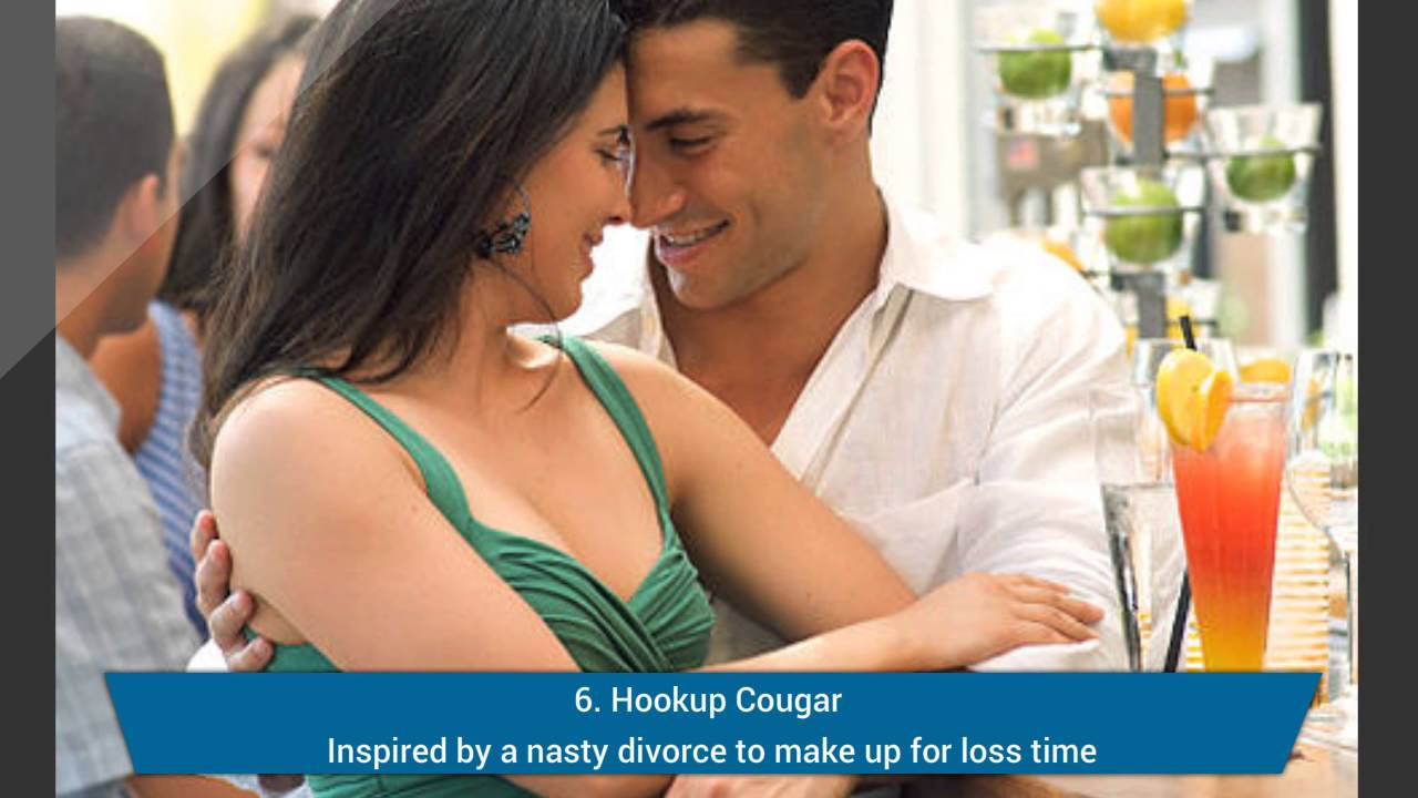 What Is A Cougar In Hookup Terms