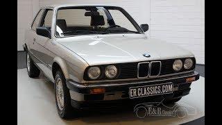 BMW 320i E30 Coupé 1983 -VIDEO- www.ERclassics.com