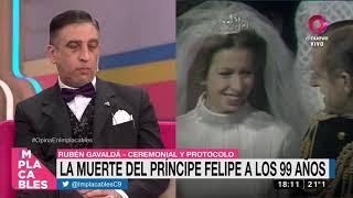 La muerte del Príncipe Felipe a los 99 años