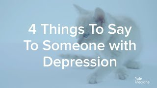 How To Talk To Someone Struggling With Depression (Illustrated with Cute Cats)