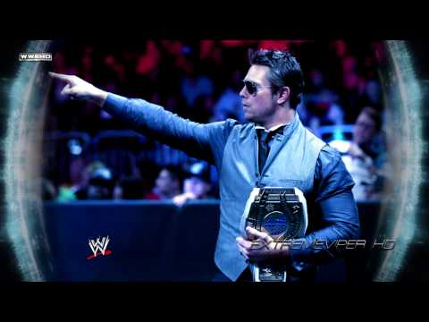 2014/2015: The Miz 10th & New WWE Theme Song -