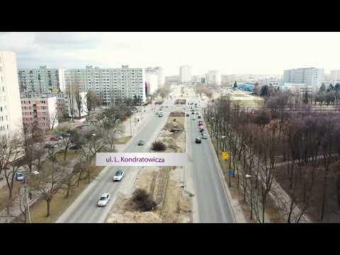 Targowek Ul Kondratowicza 02 2019 R Rozpoczecie Budowy Metra