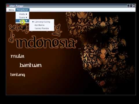 Ular Tangga Indonesia