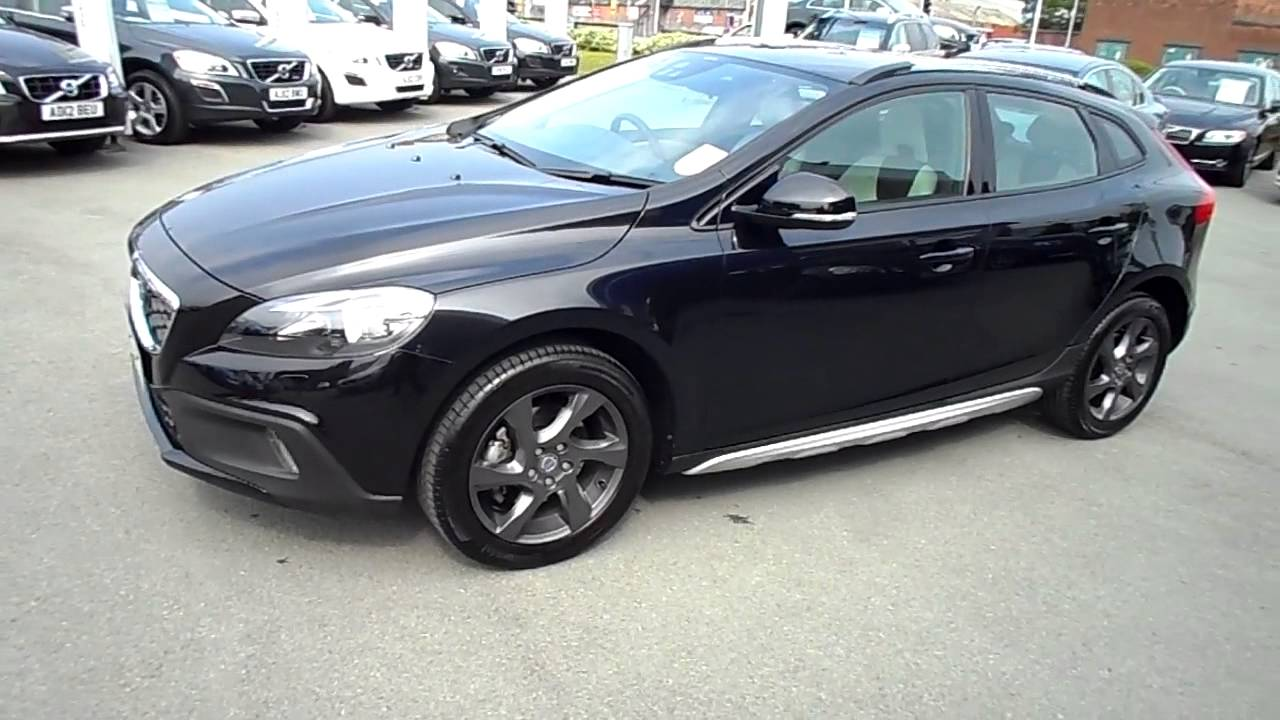 rybrook volvo v40 d2 cross country se youtube. Black Bedroom Furniture Sets. Home Design Ideas