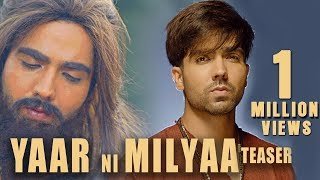 yaarr ni milyaa teaser hardy sandhu b praak jaani releasing on 6th sep whm