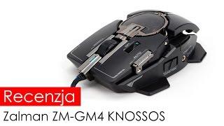 Mysz Zalman ZM-GM4 KNOSSOS - Unboxing i pierwsze wrażenia