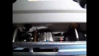 Denon DR-F7 Cassette deck Mechanism/Head Movement
