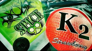 Synthetic Marijuana and K2/Spice Overdose Emergency