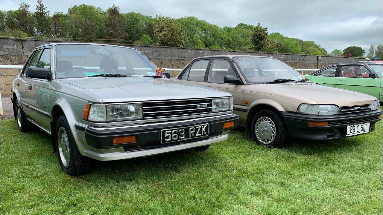 アイルランドのイベントで日本の旧車と奇跡の遭遇