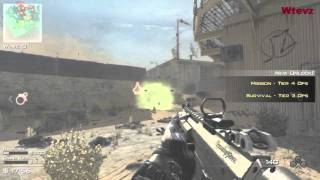 MW3 - Survival Mode - Dome Strategy (Part 2/3)