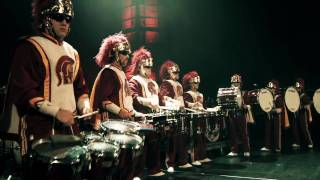 USC Drum Line and Khalid opening Guitar Center's 21st Annual Drum-Off Finals (2009)