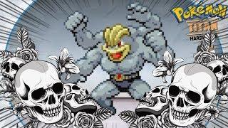 Pokémon Titan Hardlocke Ep.15 - QUÉ ME ESTÁS COMENTANDO! INCREÍBLE