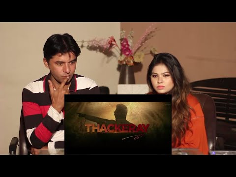 Pakistani Reacts To | Thackeray | Official Trailer | Nawazuddin Siddiqui, Amrita Rao |