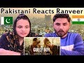 Pakistani Reacts To | Gully Boy | Official Trailer | Ranveer Singh | Alia Bhatt | Zoya Akhtar