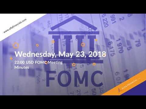 Economic Calendar 21-25 May