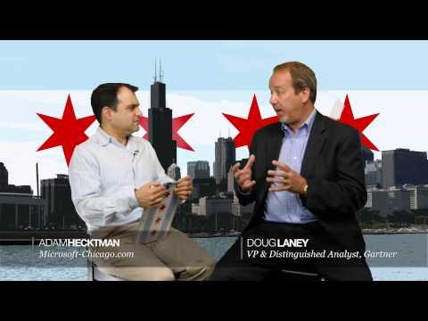 Doug Laney, VP & Distinguished Analyst at Gartner