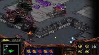 Starcraft: Brood War - Zerg Mission 10: Omega + Ending + Credits