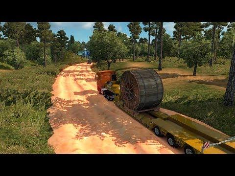 Carreteras Infernales #28 | Ruta En El Amazonas Carga 34t | ETS2 JMGamer