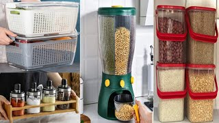 Space Saving Kitchen Organisers/Amazon Kitchen Products With Links/Racks/Pantry