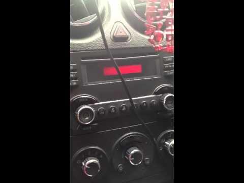 Pontiac g6 cd player malfunction