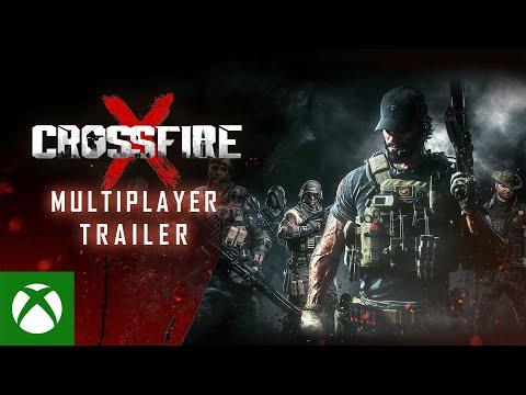 CrossfireX Multiplayer Trailer 2021