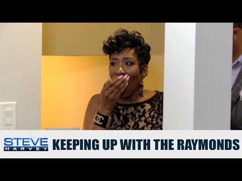 Ben's Big Surprise for Karli -- Transformation by Kevin Grace || STEVE HARVEY