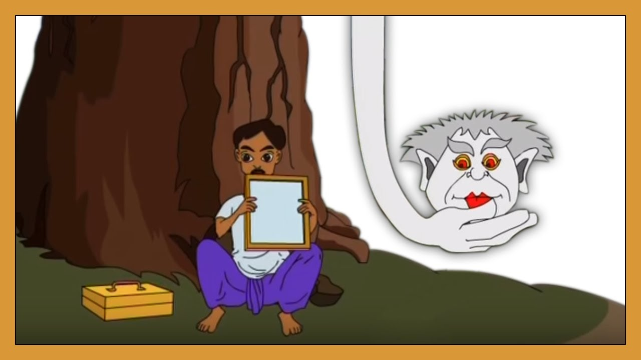 Darpok Bhoot Hindi Kahaniya For Kids Stories For Kids Hindi Animated Stories