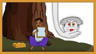 Darpok Bhoot | Hindi Kahaniya for Kids | Stories for Kids | Hindi Animated Stories