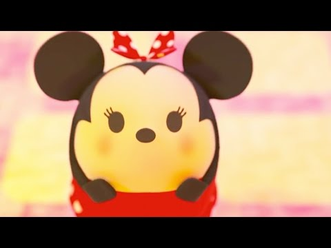 Mission: Cake Decoration | A Tsum Tsum short | Disney