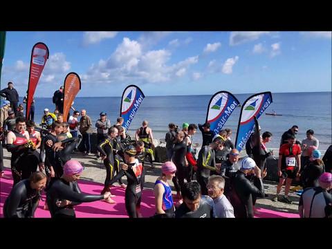 Triathlon de la baie d'Armor - dimanche 14 mai 2017 - Les Rosaires ( Plérin 22)