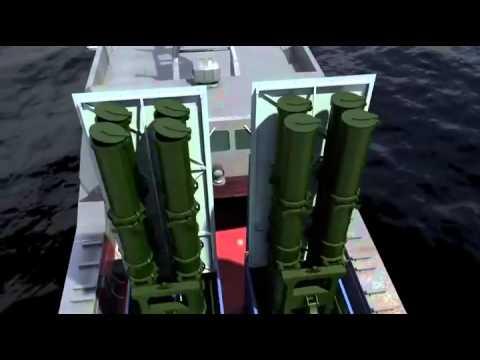 Tổ hợp tên lửa khiến Trung Quốc e ngại Club-K Container