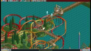 Ni ludu: RollerCoaster Tycoon #15 - Kiberpunko