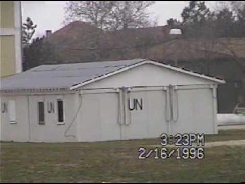 SKOPJA, MACEDONIA 1996 - 1997 1/15 inf Schweinfurt, Germany