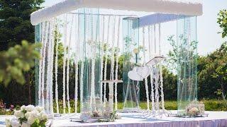 свадебный декор николаев кристалл