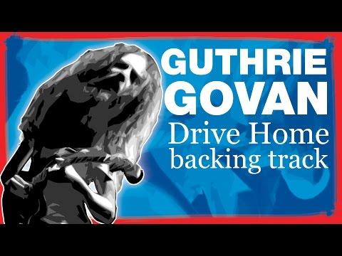 GUTHRIE GOVAN / Steven Wilson -  Drive Home backing track
