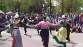 Dutch Dance at Holland, MI (USA)